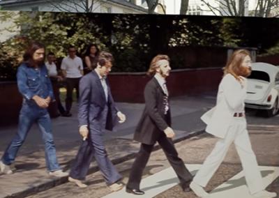 GOOGLE_INTEL   Inside Abbey Road