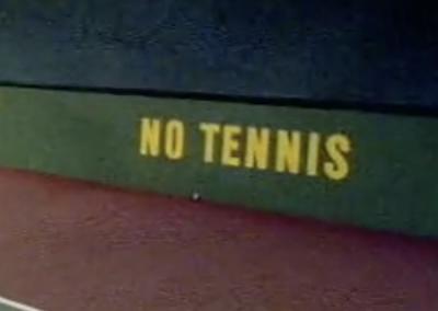 Nike Skateboard Tennis