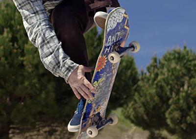 UC Berkeley   Skate
